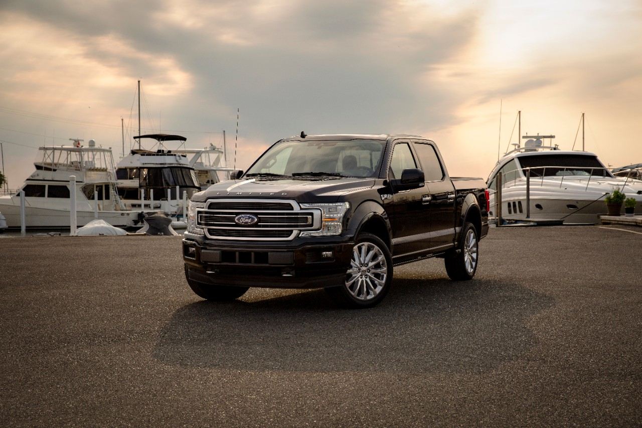 2019 Ford F-150 Limited Gets Raptor's 450-Horsepower V6 ...