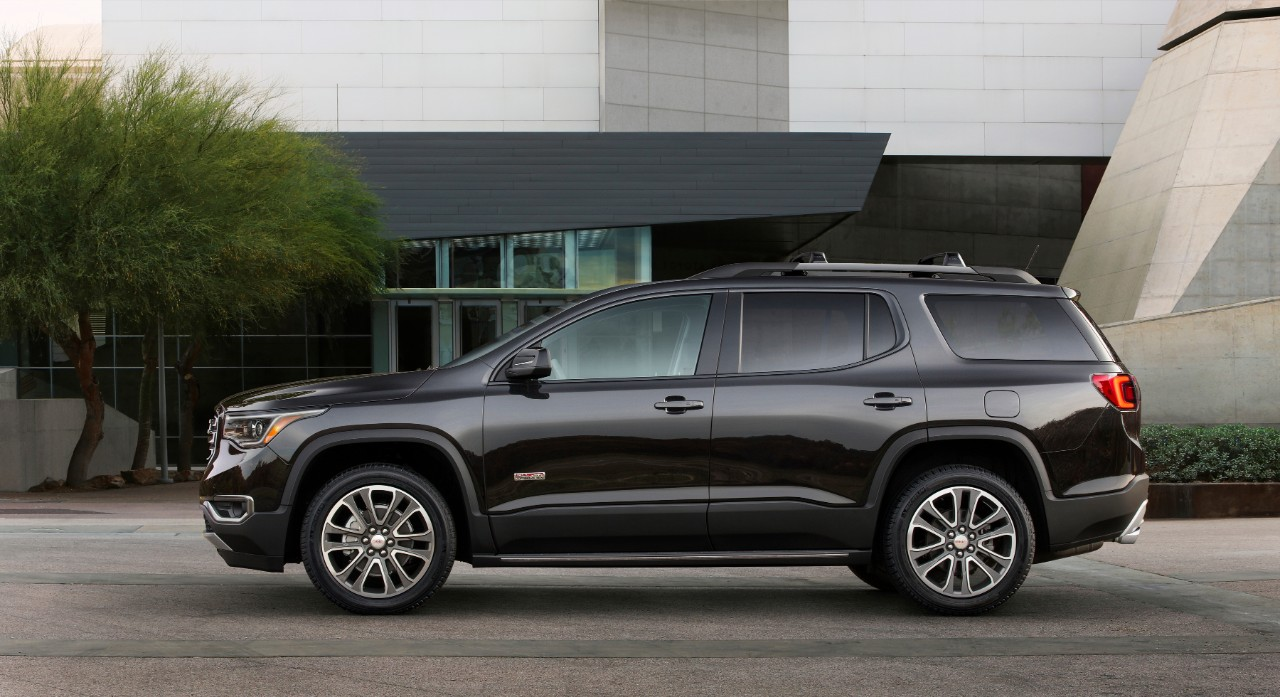 2019 GMC Acadia Overview - The News Wheel