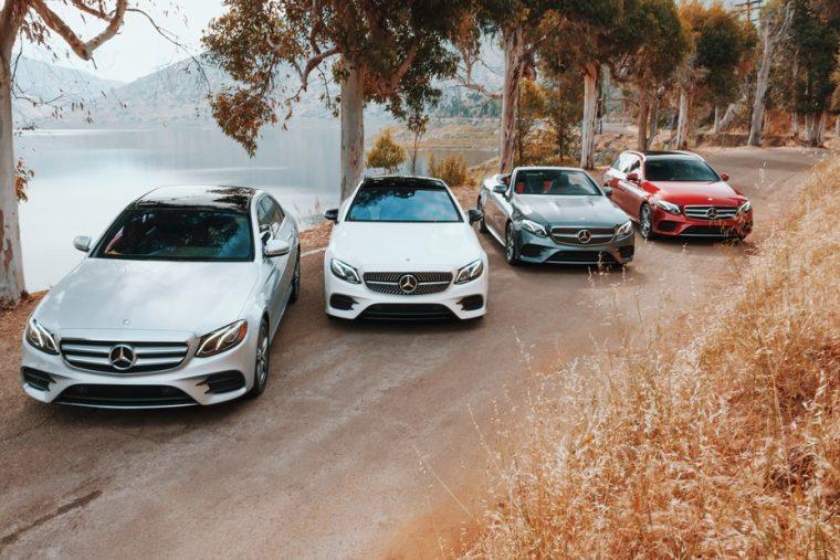 2019 Mercedes-Benz E-Class Family
