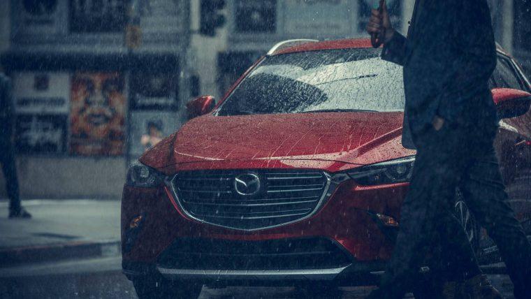 2019-mazda-cx-3-compact-crossover-rain
