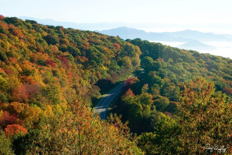 Cherohala Skyway North Carolina