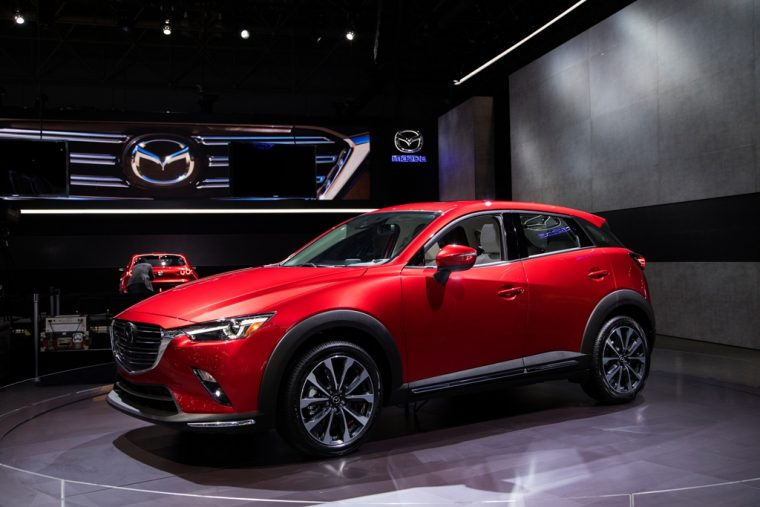 Rumor 2020 Mazda Cx 3 Will Be Way Bigger Updated The News Wheel