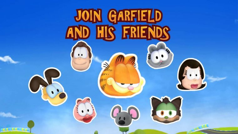 Review Garfield Kart The News Wheel