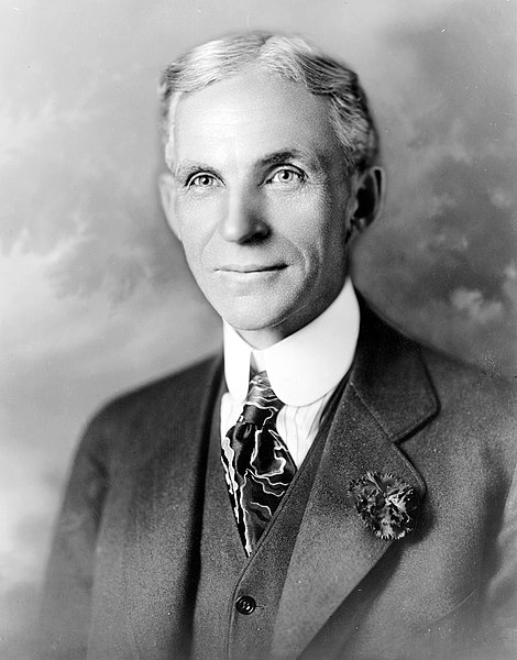 Henry Ford wanted by Detroit police, but not this Henry Ford