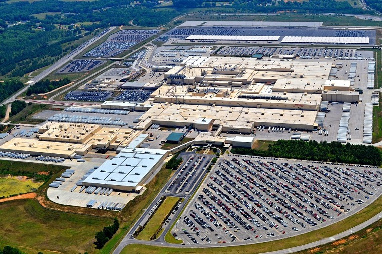 Honda Manufacturing of Alabama