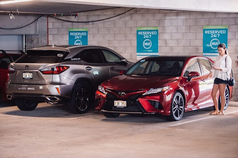 Hui Camry & Lexus