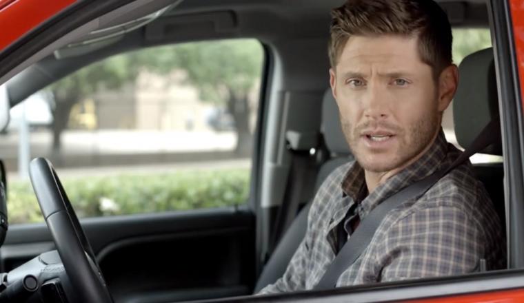 Jensen Ackles Texas DOT PSA