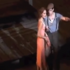 Laura Osnes and Jeremy Jordan in This World Will Remember Me