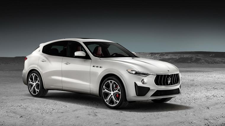 Maserati Levante GTS exterior
