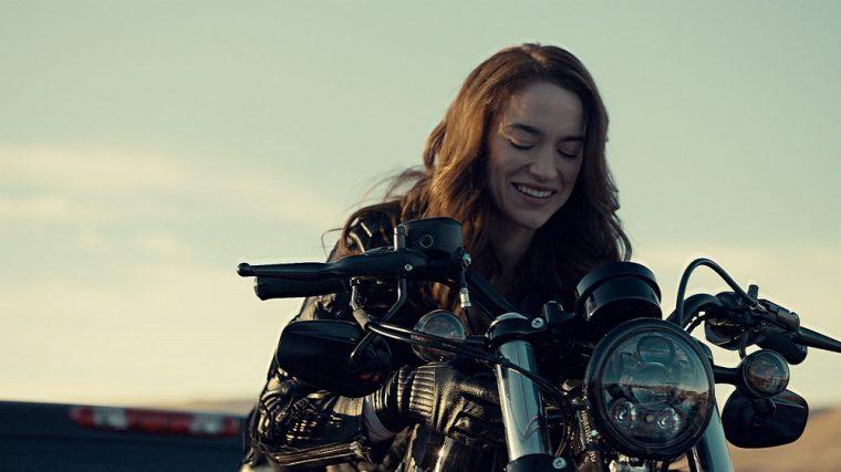 Wynonna Earp Harley Davidson Motorcycle