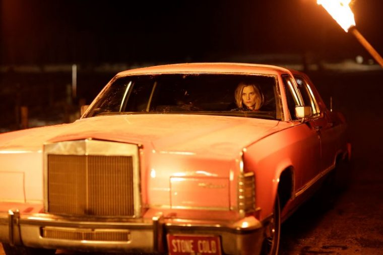 Wynonna Earp Pink 1979 Lincoln Continental Constance Clootie Stone Witch