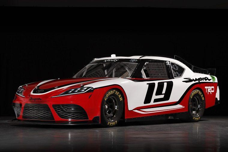 NASCAR Xfinity Series Supra