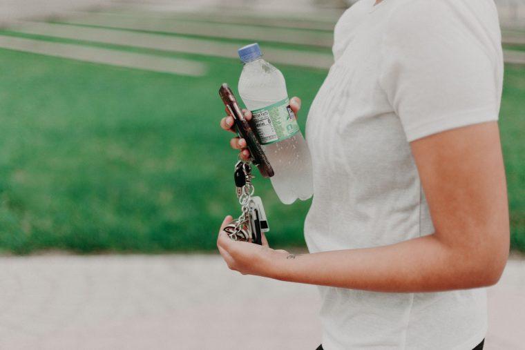 Water Bottle Car Keys