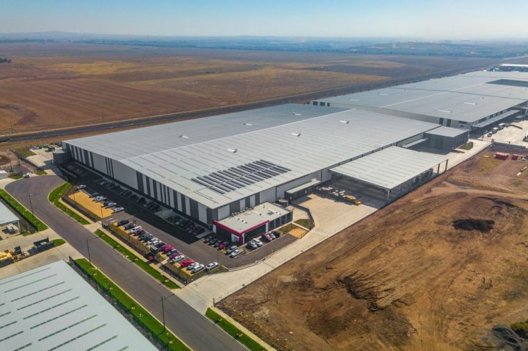 renault nissan mitsubishi warehouse in australia