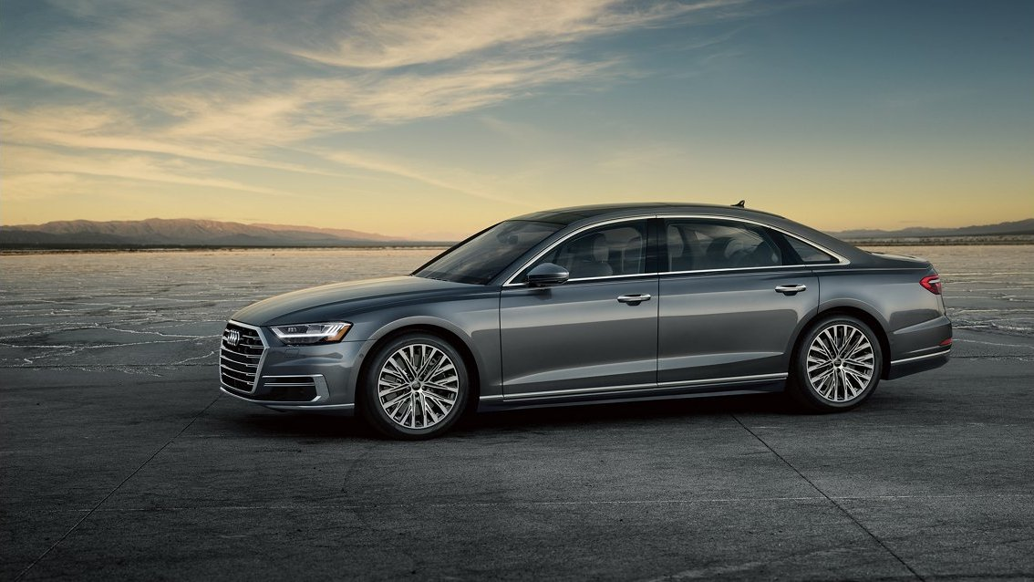 2019 Audi A8 Overview - The News Wheel