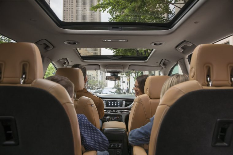 2019 Buick Enclave Overview - The News Wheel