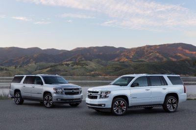 2019 Chevrolet Suburban Tahoe RST