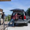 2019 Chevrolet Suburban exterior glamour shot