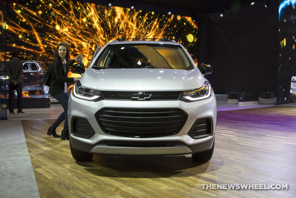 Chevrolet Discounts the 2019 Trax for June - The News Wheel