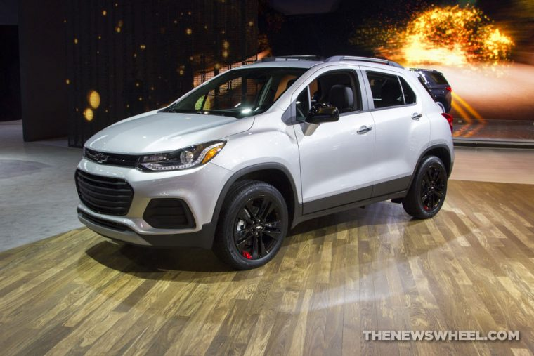 Chevy Small Suv >> These Were Chevrolet S 5 Bestselling Vehicles In 2019 The