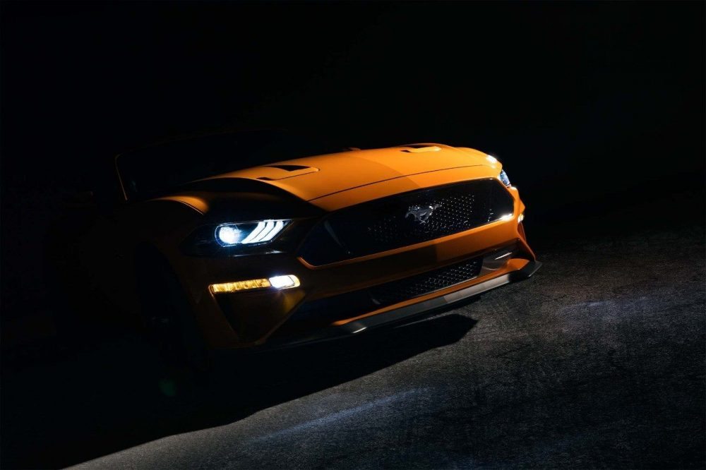 2019 Ford Mustang 50