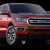 2019 Ford Ranger Lariat SuperCrew Hot Pepper Red