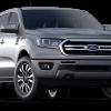 2019 Ford Ranger Lariat SuperCrew Ingot Silver