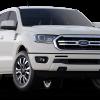 2019 Ford Ranger Lariat SuperCrew Oxford White