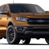 2019 Ford Ranger Lariat SuperCrew Saber