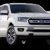 2019 Ford Ranger Lariat SuperCrew White Platinum