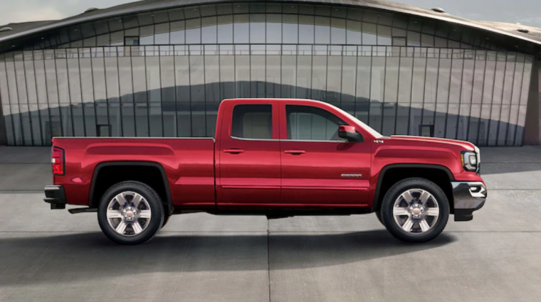 2019 GMC Sierra Limited Overview - The News Wheel