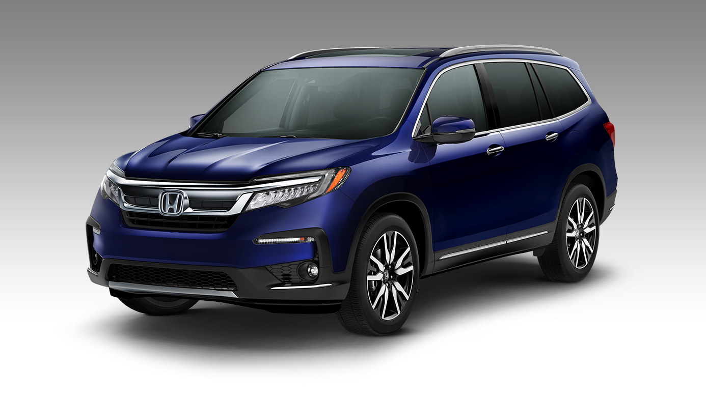 2019 Honda Pilot Overview - The News Wheel