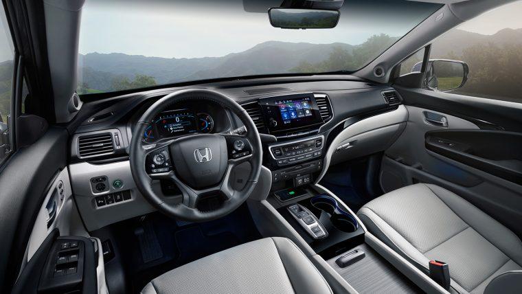 2019 Honda Pilot 4