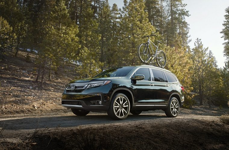2019 Honda Pilot arrives at dealerships