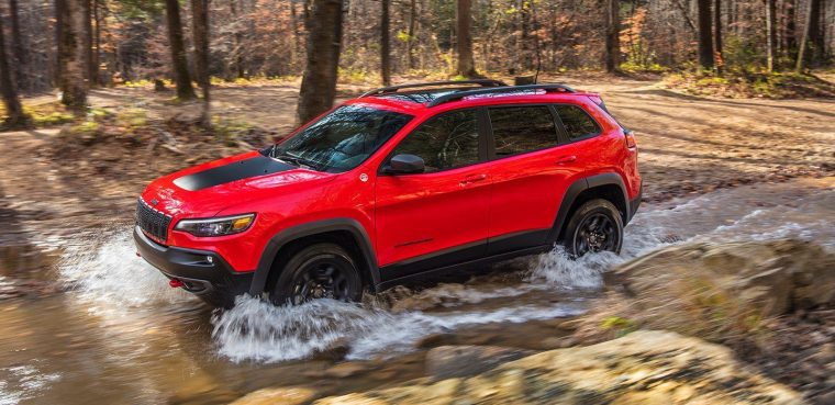 2019 Jeep Cherokee Overview - The News Wheel