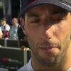 Daniel Ricciardo interviewed