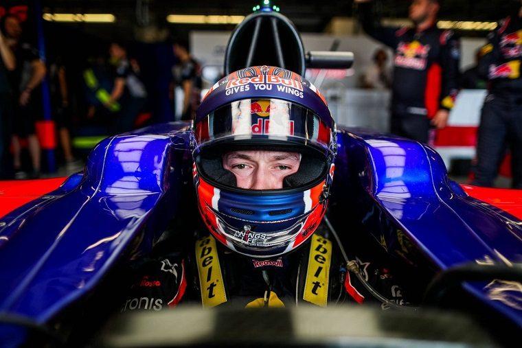 Daniil Kvyat could return to Toro Rosso