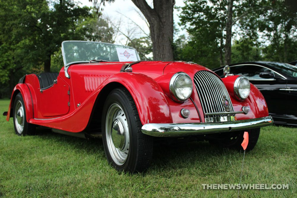 Morgan Plus Four classic starting a car collection tips advice tricks beginner's