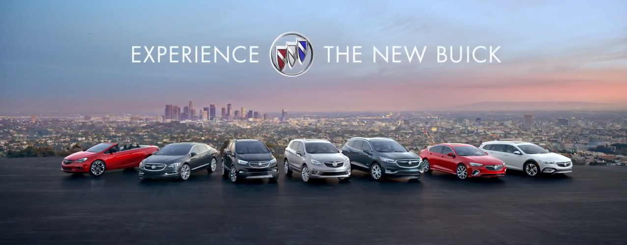 New Buick Commercial Demonstrates the Brand's Shift Away from