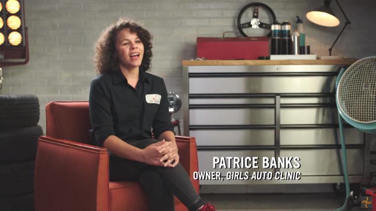 Patrice Banks Lean Cuisine