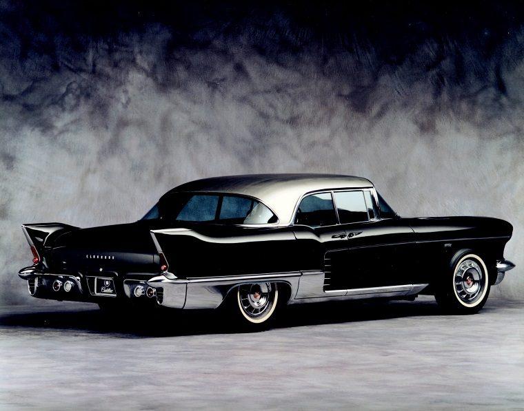 1957 Cadillac Eldorado Brougham and 1958 Cadillac Eldorado Biarritz