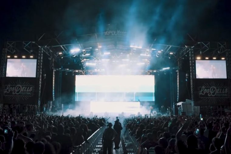 2018 Los Dells Latin Music Festival Wisconsin