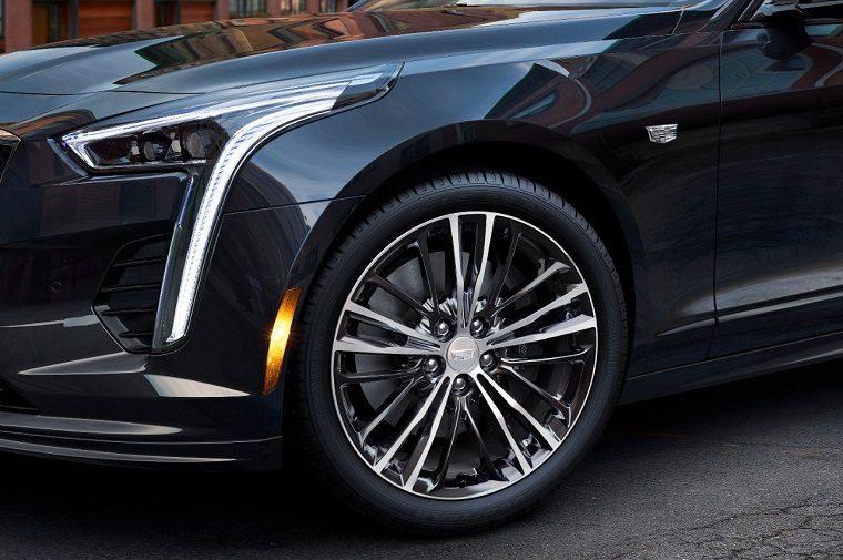 2019 Cadillac CT6 V-Sport renamed CT6-V