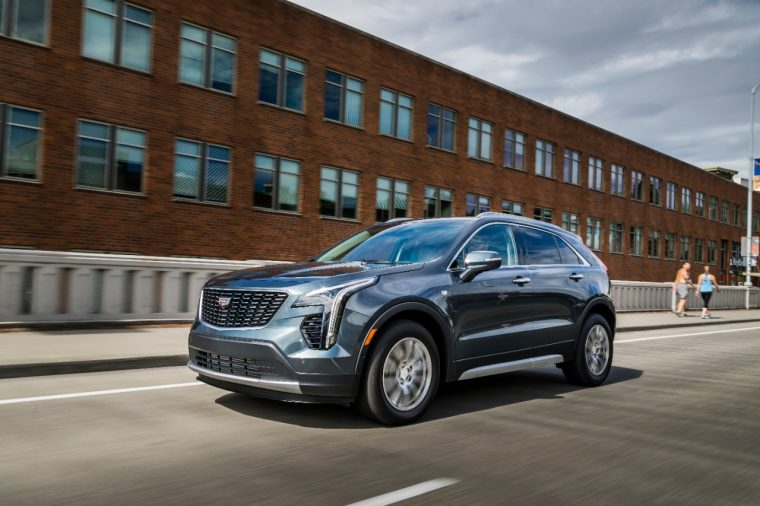 Detroit Auto Show Debut Planned For 2020 Cadillac Xt6 The News Wheel