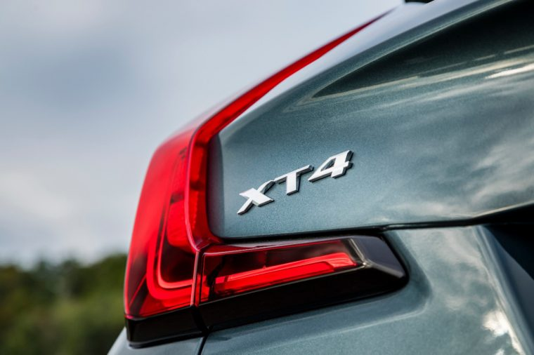2019 Cadillac XT4 luxury crossover