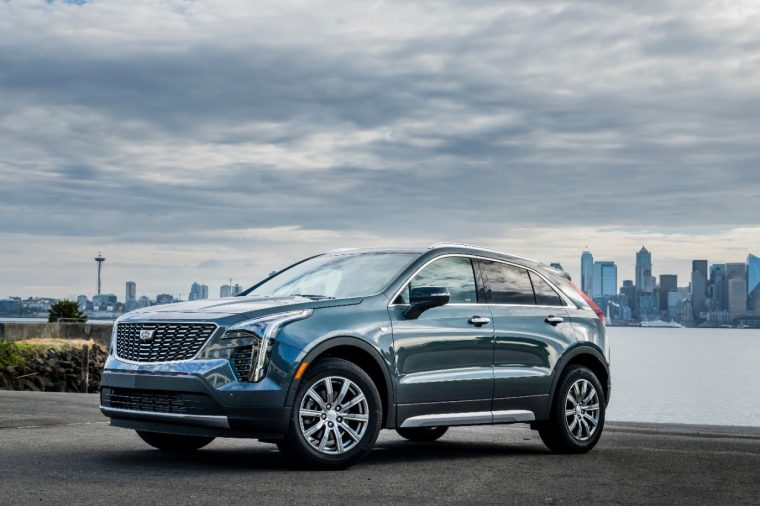 2019 Cadillac XT4 Overview - The News Wheel