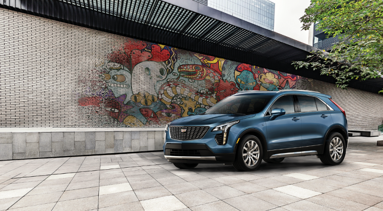 2019 Cadillac XT4 Arriving in Mexico