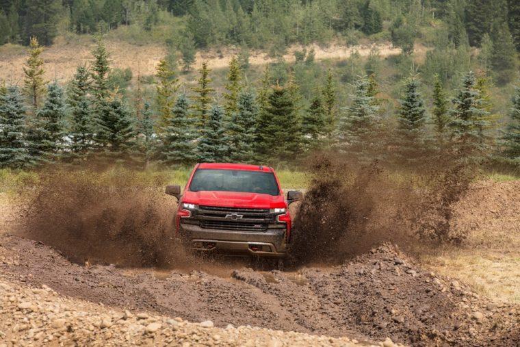 2019 Chevrolet Silverado LT Trail Boss in Jackson, Wyoming