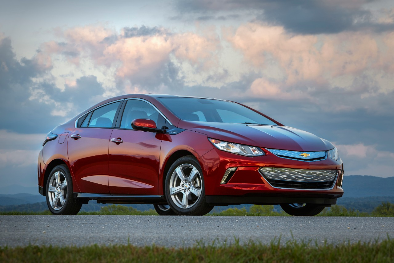 2019 Chevrolet Volt Overview - The News Wheel