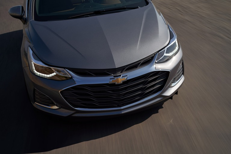2019 Chevrolet Cruze Hatchback Overview - The News Wheel